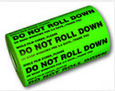 GT-981 Do Not Roll Down Stickers